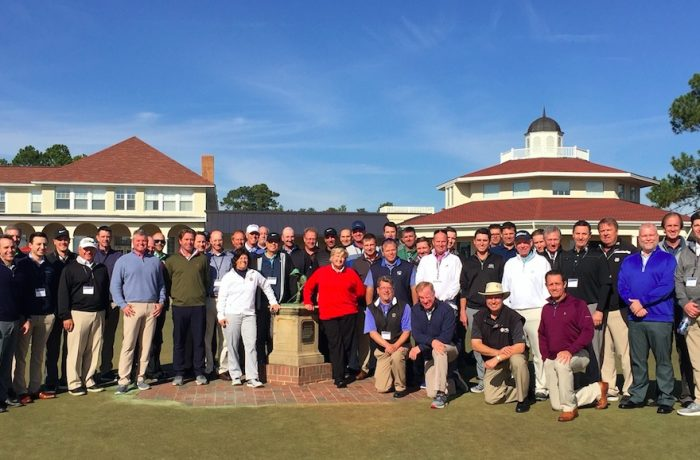 2017 PGA TOY - Group Photo